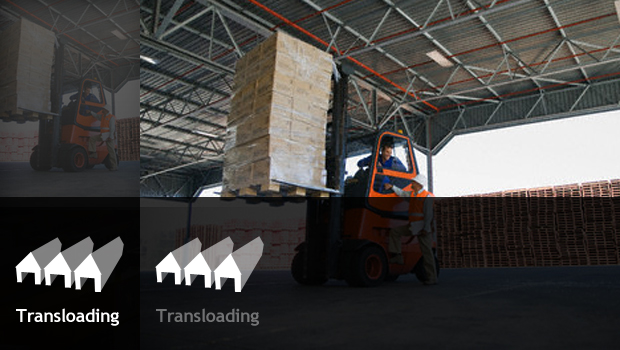 Transloading Cross-docking
